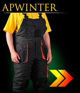 APWINTER - Insulated dungarees.