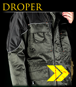DROPER - Winter jacket