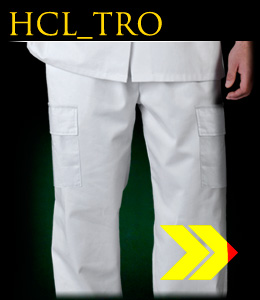 HCL_TRO - Waist-high protective trousers.